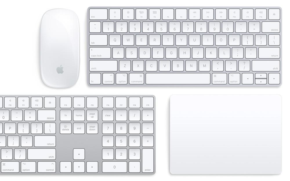 Apple accessoires. Oplaadbaar. Opmerkelijk.