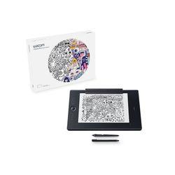 Wacom Intuos Pro Paper L South 5080lpi 311 x 216mm Zwart grafische tablet
