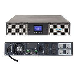Eaton 9PX 1500RT UPS Dubbele conversie (online) 1500 VA 1350 W 8 AC-uitgang(en)