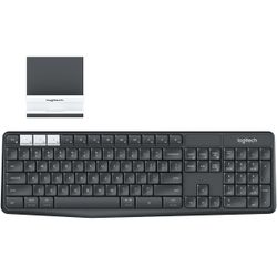 Logitech K375s toetsenbord RF Wireless + Bluetooth Zwitsers