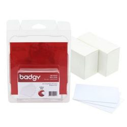 Evolis CBGC0020W blancoplastic kaarten