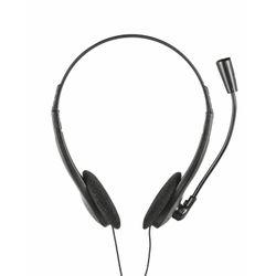 Trust 21665 Stereofonisch In-ear Zwart hoofdtelefoon