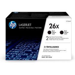 HP 2x9000Seiten Cartridge hohe Kapazitaet