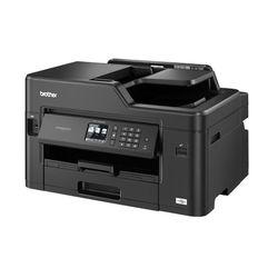 Brother 5 in 1 - Netwerk A3/A4 kleurenprinter - flatbed kleurencopier - kleurenscanner - kleurenfax - interne duplexunit & Wirel
