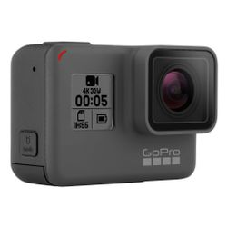 GoPro HERO5 Black 12MP 4K Ultra HD Wi-Fi actiesportcamera-DGCHDHX-501-FD
