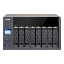 QNAP TS-831X NAS Toren Ethernet LAN Zwart