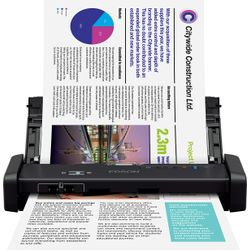Epson WorkForce DS-310 ADF-scanner 1200 x 1200DPI A4 Zwart