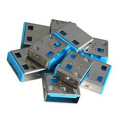 Lindy USB Port Blocker Pack 10 toegangscontrolesysteem
