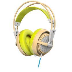 Steelseries SIBERIA 200 Stereofonisch Hoofdband Groen