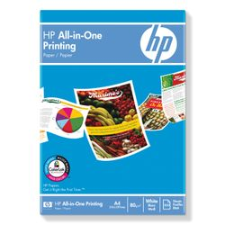HP PAPIER ALL IN ONE A4 80G/M (5)WIT