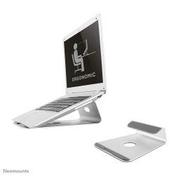 Newstar NSLS025 notebookstandaard Notebook stand Zilver 43,2 cm (17