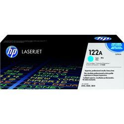 HP 122A originele cyaan LaserJet tonercartridge