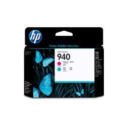 HP 940 magenta en cyaan originele printkop