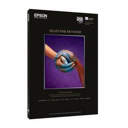 Epson Velvet Fine Art Paper, DIN A3+, 260g/m², 20 Vel