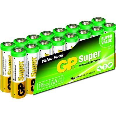 GP Batteries Super Alkaline AA Single-use battery