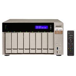 QNAP TVS-873 NAS Toren Ethernet LAN Goud
