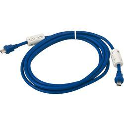 Mobotix Kabel-Adapter 3m Mini-USB B Mini-USB B Blauw