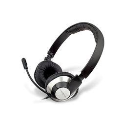 Creative Labs HS-720 Hoofdband Zwart, Zilver hoofdtelefoon