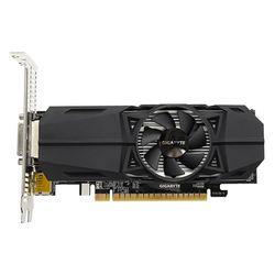 Gigabyte GeForce GTX 1050 Ti OC Low Profile 4G grafische