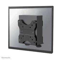 Newstar NM-TC100BLACK Monitor stand-mounted CPU holder Zwart
