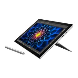 Microsoft Surface Pro 4 128GB Zilver tablet-FJQ-00003