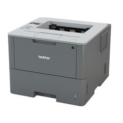 Brother Netwerk Laserprinter 46 ppm - 256 MB - interne duplexunit - LCD display