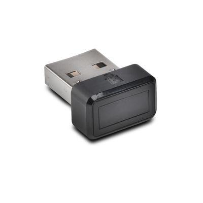 Kensington K67977WW vingerafdruklezer USB 2.0 Zwart