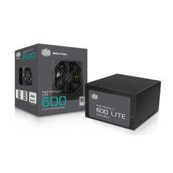 Cooler Master MasterWatt Lite 600W 600W ATX Zwart power