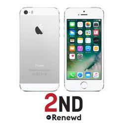 Apple iPhone 5S Single SIM 4G 16GB Zilver Refurbished
