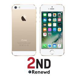 Apple iPhone 5S Single SIM 4G 64GB Goud Refurbished