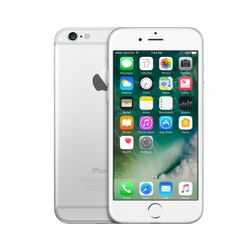 Apple iPhone 6 Single SIM 4G 16GB Zilver Refurbished