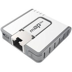 Mikrotik mAP lite Power over Ethernet (PoE) Wit WLAN