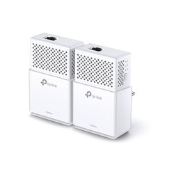 TP-LINK AV1000 1000Mbit/s Ethernet LAN Wit 2stuk(s)