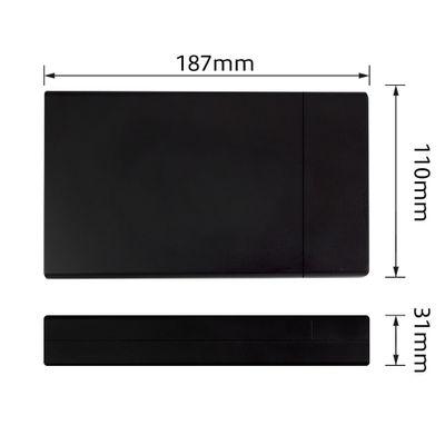 Ewent EW7056 behuizing voor opslagstations HDD-behuizing Zwart 3.5