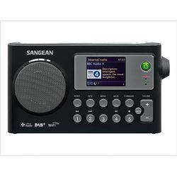 Sangean WFR-27C Internet Digitaal Zwart radio