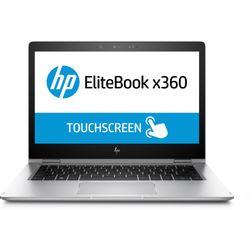 "HP EliteBook NOTEBOOK BUNDEL (Z2W66EA + YZ172AA) 1030 x360 + Premium bag 2.50GHz i5-7200U 13.3"" 1920 x 1080Pixels Touchscreen 3G 4G Zilver Notebook"