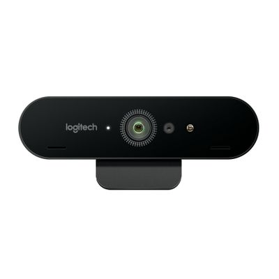 Logitech BRIO ULTRA HD PRO BUSINESS webcam 4096 x 2160 Pixels USB 3.2 Gen 1 (3.1 Gen 1) Zwart