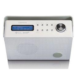 Lenco PDR-030 Draagbaar Digitaal Wit radio