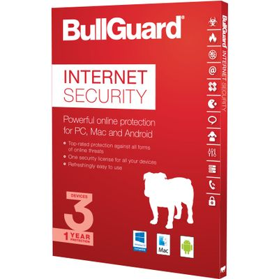 BullGuard BG1601 antivirus- & beveiligingssoftware 1