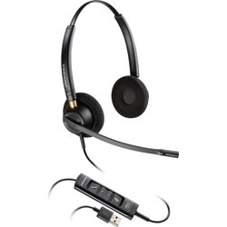 Plantronics EncorePro HW525 USB Stereofonisch Hoofdband