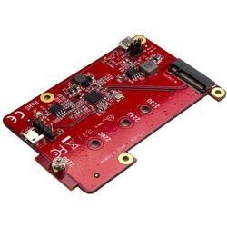 StarTech.com USB naar M.2 SATA adapter voor Raspberry Pi en Development Boards interfacekaart--adapt