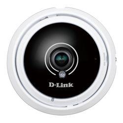 D-Link DCS-4622 IP-beveiligingscamera Binnen Dome Zwart, Wit