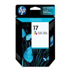 HP 17 originele drie-kleuren inktcartridge