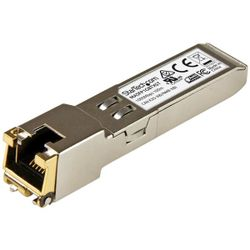 StarTech.com Gigabit RJ45 koper SFP ontvanger module Cisco