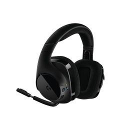 Logitech G533 Wireless Monauraal Hoofdband Zwart