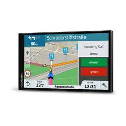 """Garmin DriveSmart 61 LMT-D Vast 6.95"""" TFT Touchscreen 243g"""