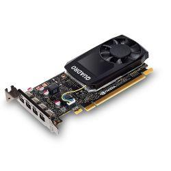 PNY VCQP1000DVI-PB videokaart Quadro P1000 4 GB GDDR5