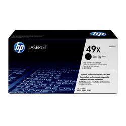 HP 49X originele high-capacity zwarte LaserJet