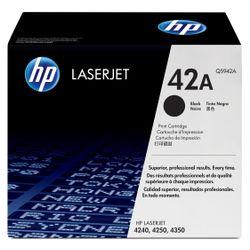 HP 42X originele high-capacity zwarte LaserJet