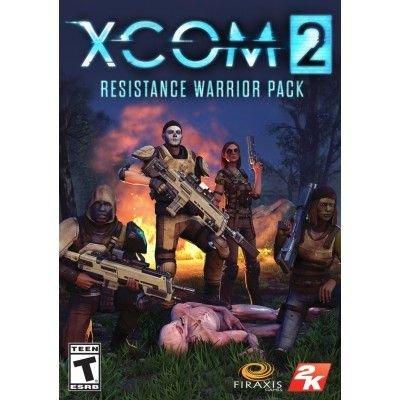 2K XCOM 2: Resistance Warrior Pack Linux/Mac/PC Meertalig